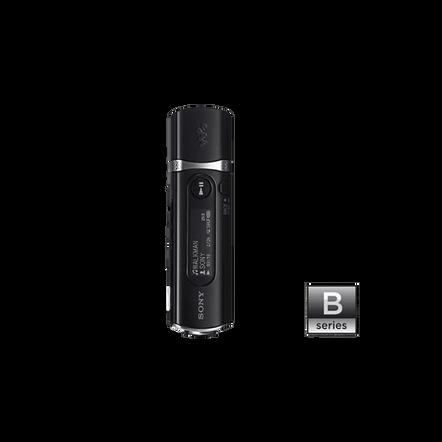 1GB USB MP3 Walkman (Black)