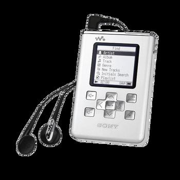 20GB HDD Walkman - Silver, , hi-res