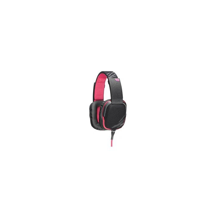 PQ1 Piiq Headphones (Black with Pink), , product-image