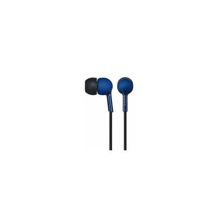 EX55 In-Ear Headphones (Blue)