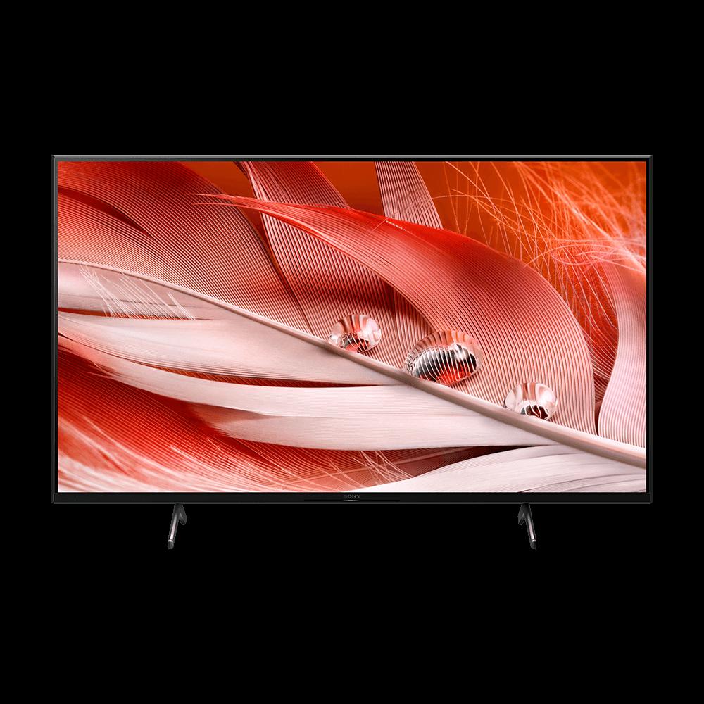 "55"" X90J | BRAVIA XR | Full Array LED | 4K Ultra HD | High Dynamic Range (HDR) | Smart TV (Google TV), , product-image"