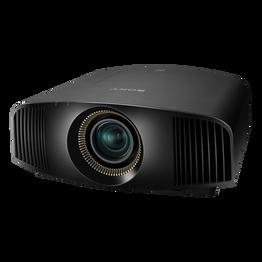 4K SXRD HDR Home Cinema Projector (Black), , hi-res