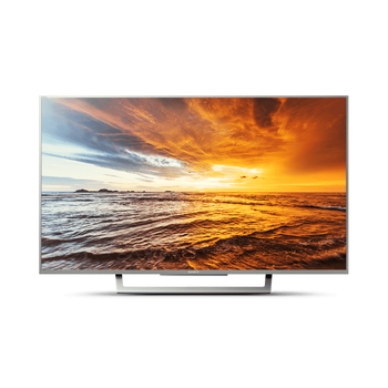 "43"" X8000D 4K HDR TV (Silver), , lifestyle-image"