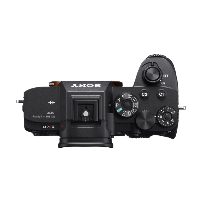 Alpha 7R IV 35mm Full Frame E-Mount Digital Camera with 61.0 MP, , product-image