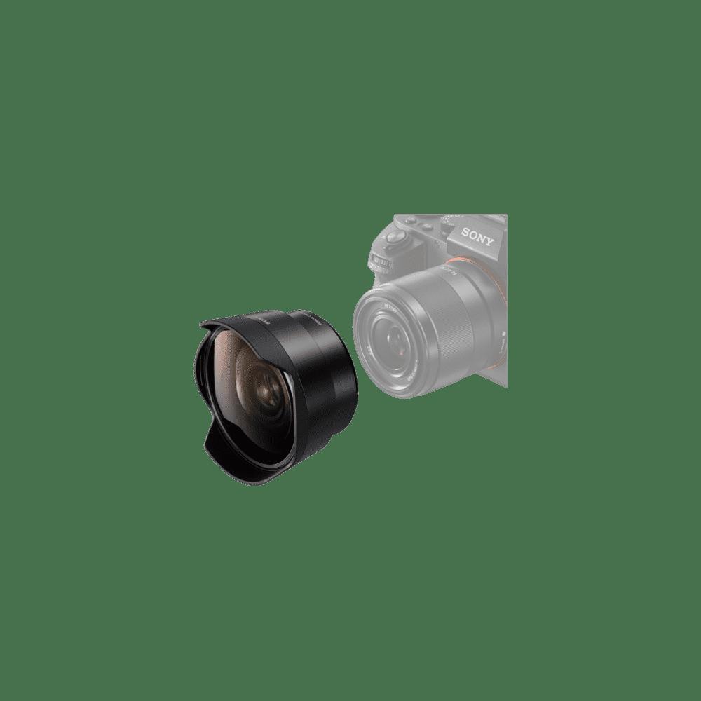 E-Mount Fisheye Converter , , product-image