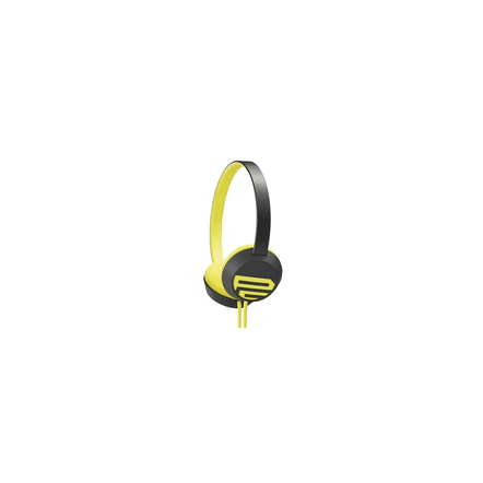 PQ3 Piiq Headphones (Yellow)