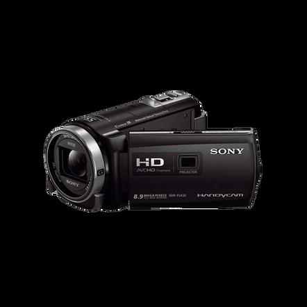 Flash Memory HD Camcorder (Black)