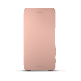 Style Cover Flip SCR58 for Xperia X Performance (Rose God), , hi-res