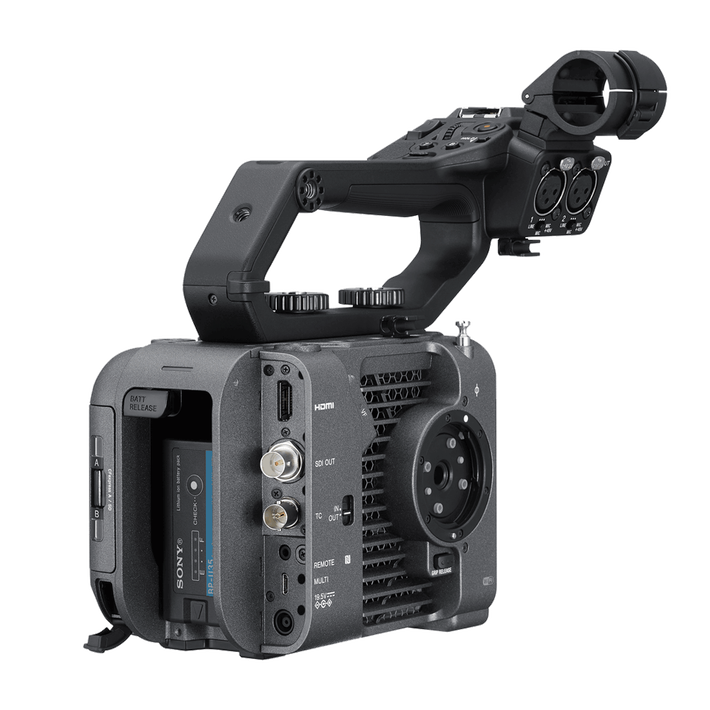 Cinema Line FX6 Camera, , product-image