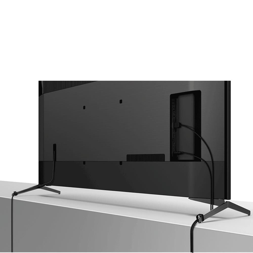 تلفاز ذكي مقاس 55 بوصة الترا اتش دي دقة 4 كيه ليد مصفوفة كاملة نطاق ديناميكي عالي بنظام اندرويد - KD-55X9500H