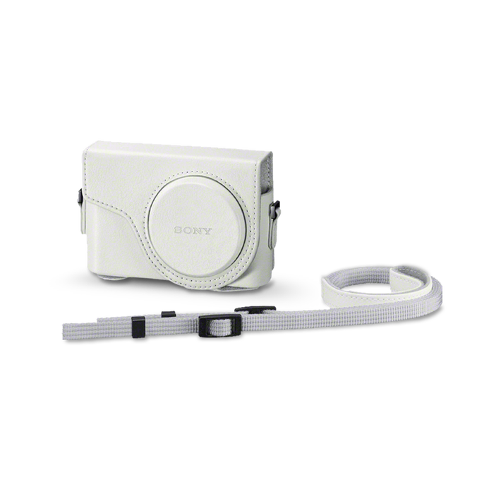 Jacket Case For Cyber-shot WX350 White, , product-image