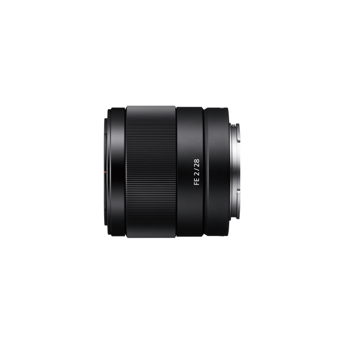 Full Frame E-Mount 28mm F2.0 Wide Lens, , product-image
