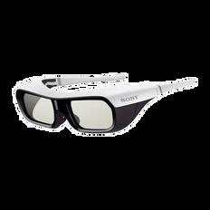 Active Shutter 3D Glasses for BRAVIA Full HD 3D TV (White)
