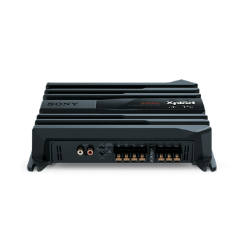 4-Channel Stereo Amplifier, , hi-res