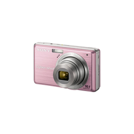 10.1 Megapixel S Series 4X Optical Zoom Cyber-shot Compact Camera (Pink), , hi-res