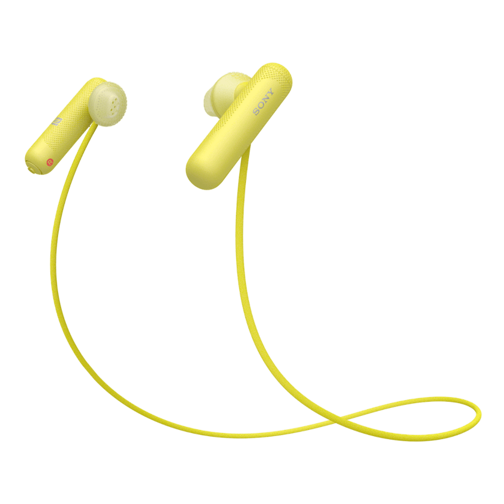 SP500 Wireless In-ear Sports Headphones (Yellow), , product-image
