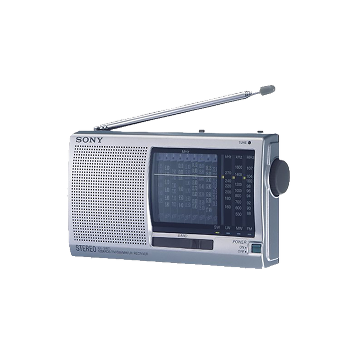 World Band Radio, , product-image