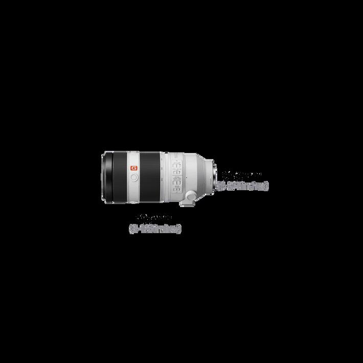 FE 100-400mm G Master super-telephoto zoom lens, , product-image