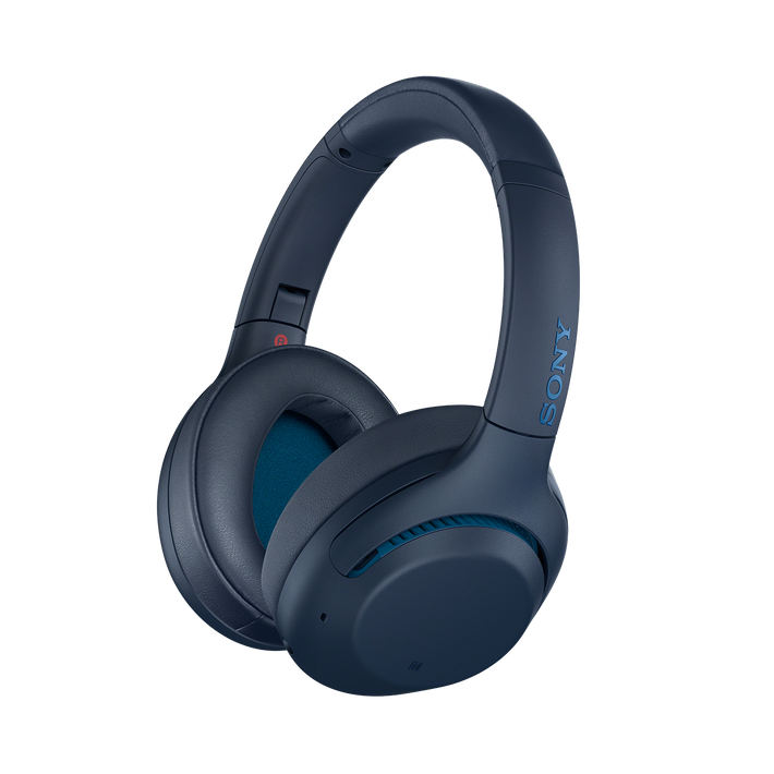 WH-XB900N EXTRA BASS Wireless Noise Cancelling Headphones (Blue), , product-image