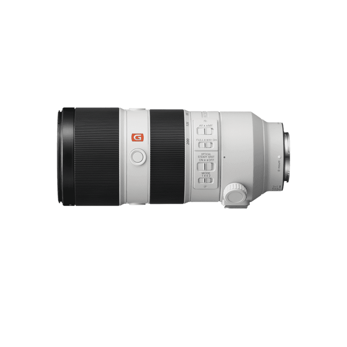 Full Frame E-Mount 70-200mm F2.8 G Master OSS Lens, , product-image