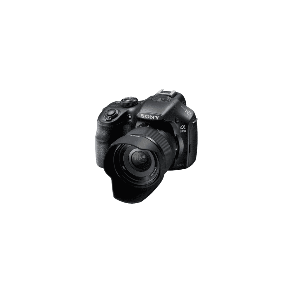 a3500 E-mount Camera with APS-C Sensor, , product-image