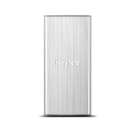 256GB USB 3.0 External Solid State Drive (Silver), , hi-res