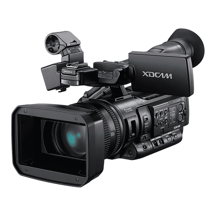 1/3 3CMOS XDCam Solid State Memory Handy Camcorder, , product-image