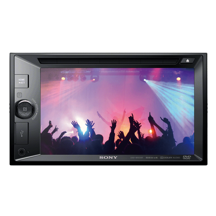 "XAV-W651BT 15.7cm (6.2"") LCD DVD Receiver, , hi-res"
