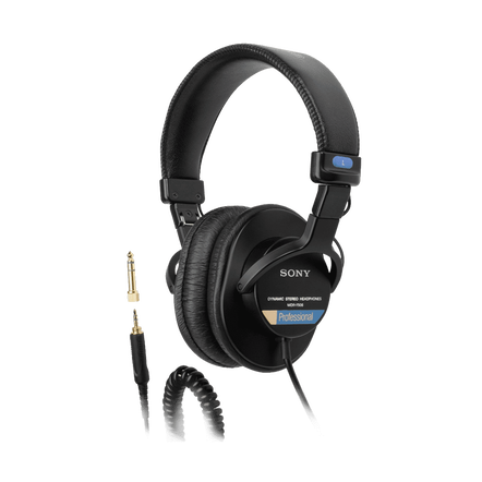 MDR-7506 Professional Monitoring Headphones, , hi-res