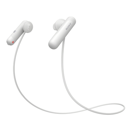 SP500 Wireless In-ear Sports Headphones (White)