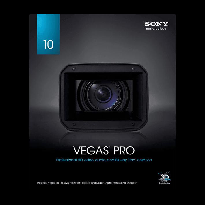 Vegas Pro 10, , product-image