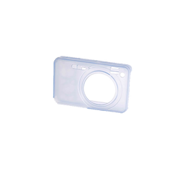 Silicon Jacket Case with LCD Protector, , hi-res