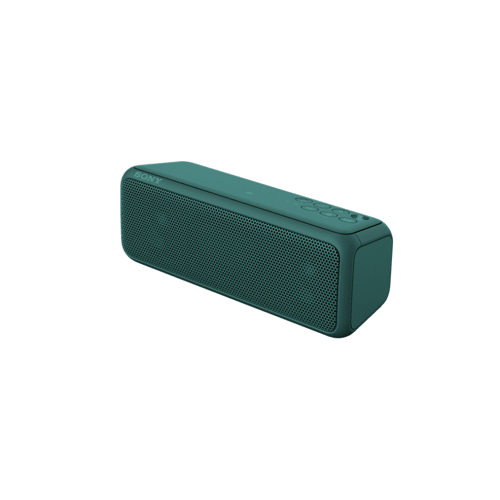 EXTRA BASS Portable Wireless Speaker with Bluetooth (Light Green), , hi-res