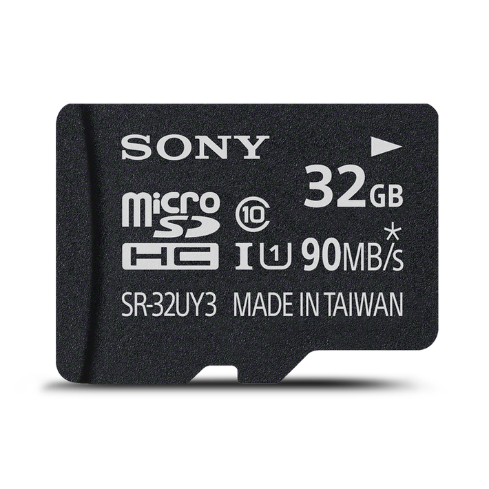 SR-UY3A Series microSD Memory Card, , product-image