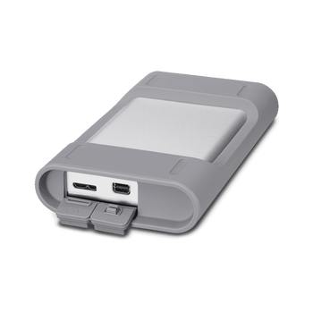 HDD Portable Storage Drive - 1TB with Thunderbolt, , hi-res
