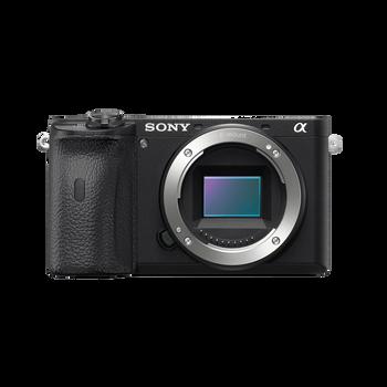 Alpha 6600 Premium Digital E-Mount Camera with 24.2MP APS-C Sensor , , hi-res