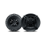 "16cm (6.3"") 3-Way Mega Bass Coaxial Speakers"