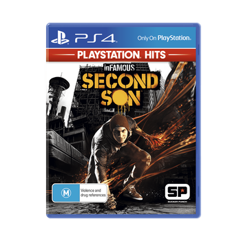 PlayStation4 Infamous Second Son (PlayStation Hits), , lifestyle-image