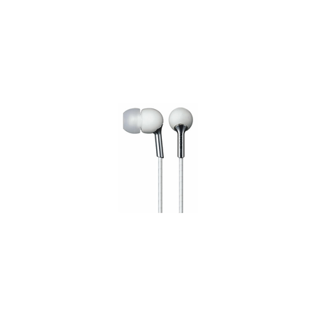 EX55 In-Ear Headphones (White)