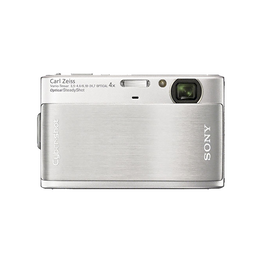 10.2 Mega Pixel T Series 4x Optical Zoom Cyber-shot (Silver), , hi-res