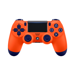 PlayStation4 DualShock Wireless Controllers (Sunset Orange), , hi-res