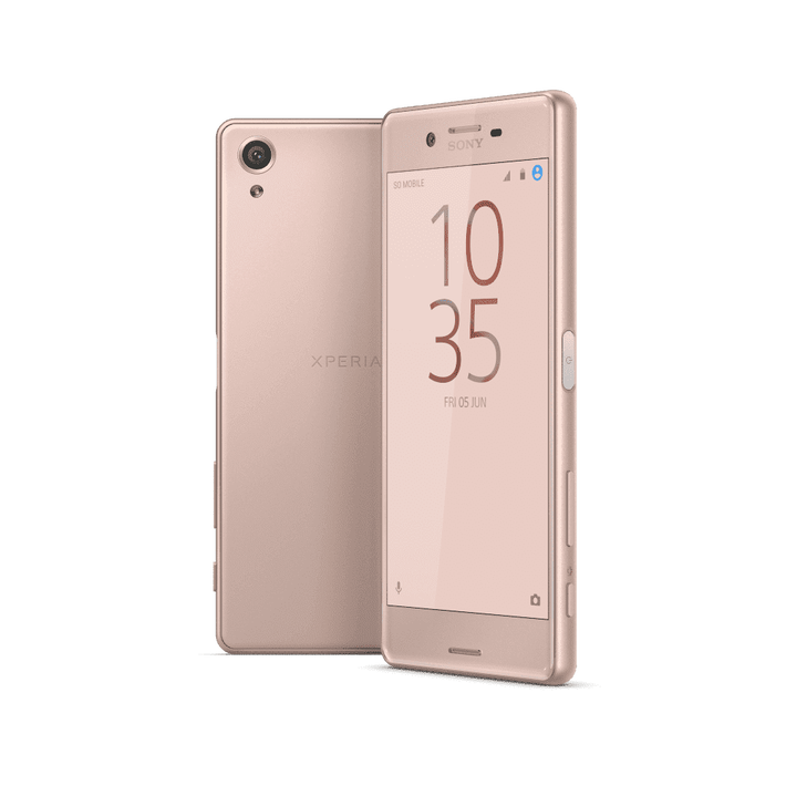 Xperia X (Rose Gold), , product-image