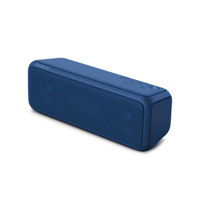 EXTRA BASS Portable Wireless Speaker with Bluetooth (Blue), , product-image
