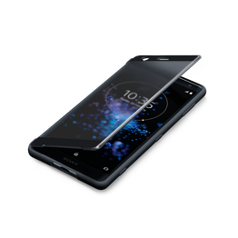 Style Cover Touch SCTH40 for Xperia XZ2 (Black), , hi-res