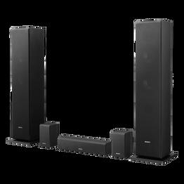 1-way 2-driver Surround Sound Speaker System, , lifestyle-image