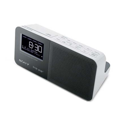 DAB+ Clock Radio, , hi-res