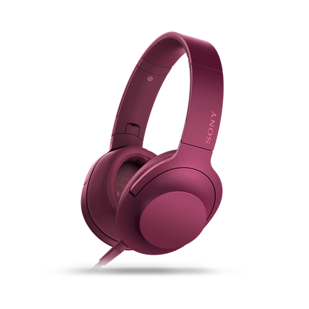 h.ear on Headphones (Pink), , hi-res