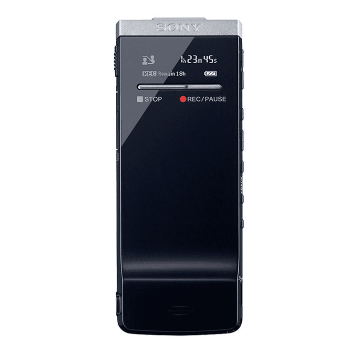 4GB TX Series Digital Voice Recorder (Black), , product-image