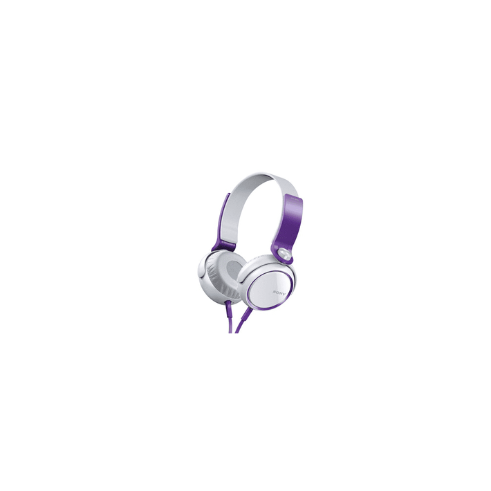XB400 Extra Bass (XB) Headphones (Violet), , product-image