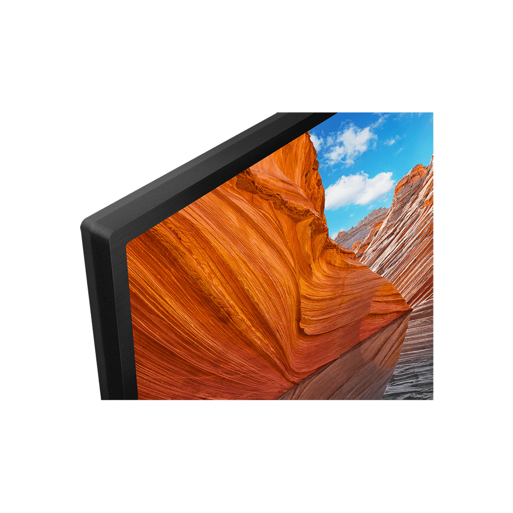 "50"" X80J   4K Ultra HD   High Dynamic Range (HDR)   Smart TV (Google TV), , product-image"